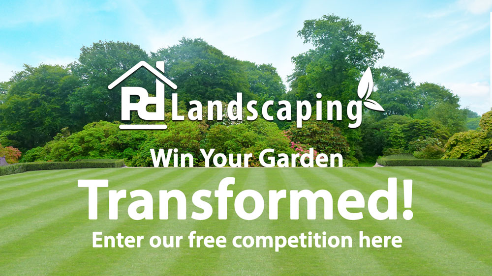 WIN A GARDEN TRANSFORMATION | Paul Dunne Landscaping